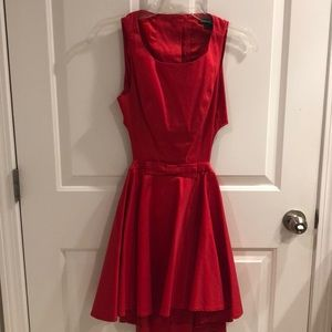 Adorable red party dress